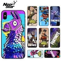 Can You Get Fortnite On Iphone 6 Wish Fortnite Half Wrapped Case For Iphone 6 6s 7 8 X 10 Fortnite Battle Royale For Iphone 6 7 8 Plus Game Case Pc Tpu 2 In 1 Phone Cover