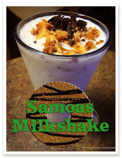 Samoas-Shake