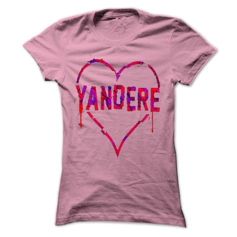 30005938398 yandere simulator ladies t-shirt