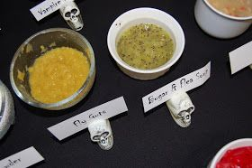 Cook! Create! Consume!: Fear Factor Halloween Party Games
