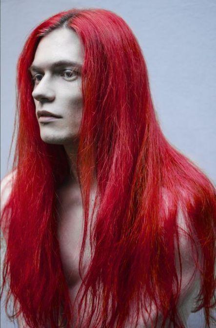 Trendy Hair Men Color Red Ideas Long Hair Styles Men Red Hair Men Red Hair Boy