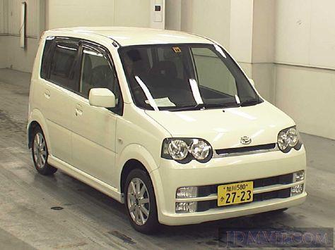2003 Daihatsu Move R Ltd L160s Http Jdmvip Com Jdmcars