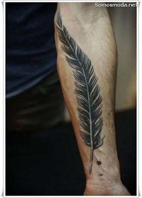 Tatuajes En El Brazo Tatuajes Chiquitos Tatuajes Impresionantes Plumas Tatoo