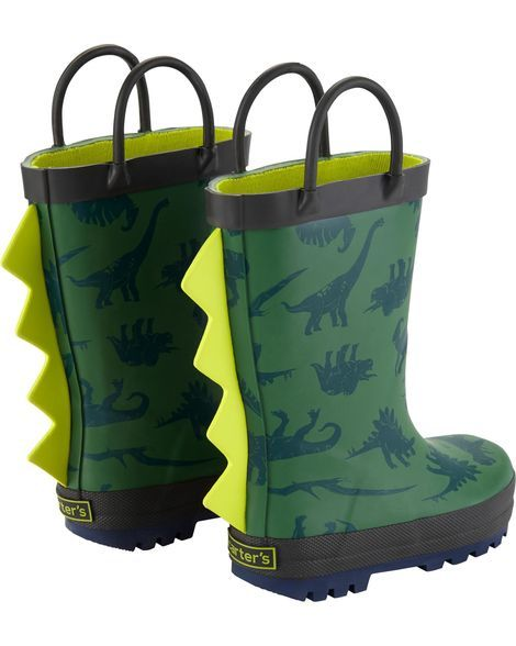 Carter's Dinosaur Rain Boots | Boys