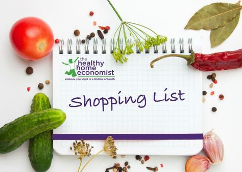 Quality Food Shopping List Shopping lists, Healthy shopping and - shopping list