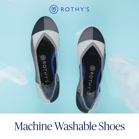 Rothy's: Washable Shoes Made From Recycled Plastic Water Bottles
