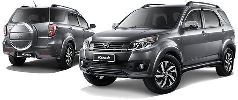 Toyota Rush 2016 Daihatsu Daihatsu Terios Toyota Cars