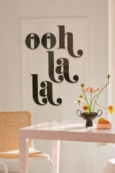 Honeymoon Hotel Ooh La La Art Print With Images Shabby Chic