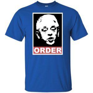 John Bercow Order Shirt 2