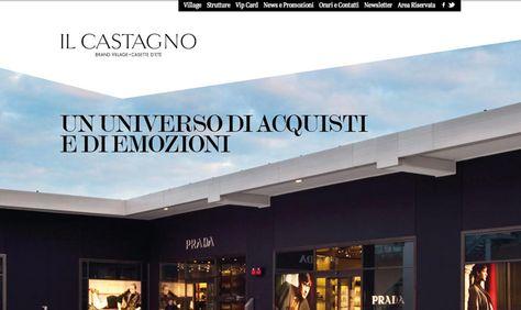 Brand Village Il Castagno | Castagno Brand Village | Pinterest