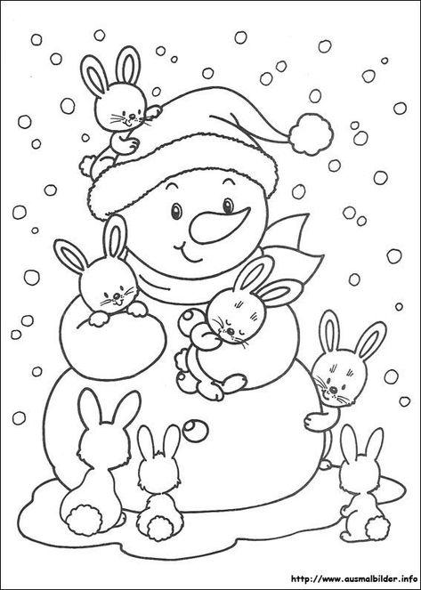 Weihnachten Ausmalbilder Kostenlos 858 Malvorlage