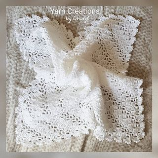 The Lacey c2c blanket pattern by KnitsBy Cheryl | Patterns