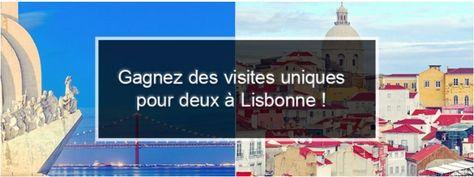 Naviguez sur le Tage au cours d'une croisière romantique au coucher de soleil et découvrez les trésors historiques du Portugal – gratuitement !  Gagnez votre expérience de Lisbonne avec Viator ! Vous avez maintenant la chance de participer à notre concours pour gagner des billets pour 2 personnes ...  #concours #lisbonne #lisboa #lisbon #portugal #gagner #croisière #travel #trips #merveille #tripadvisor #voyageexpert #wanderlust #viator #getaway #voyage #tourisme #decouverte #bucketlist…