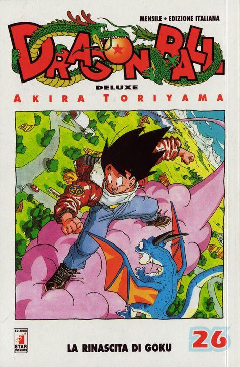 Dragon Ball Manga Cover (42)