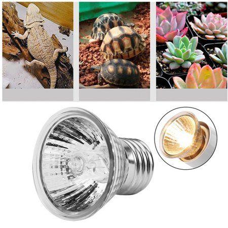 75w Reptile Heating Lamp Full Spectrum Uva Uvb3 0 Bulb Sun Lamp