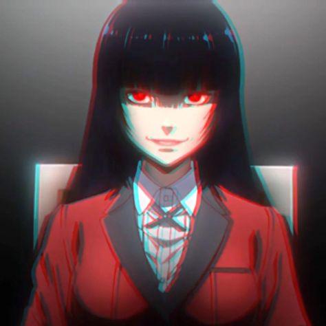 Go sub to bygone aesthetics #kakegurui #yumekojabami #marysaotome #animeedit