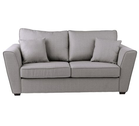Buy Argos Home Renley 2 Seater Fabric Sofa Bed Light Grey Sofa Beds Bed Lights Sofa Bed Sofa