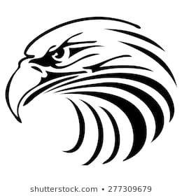 Eagle Head Logo Eagle Head Images Stock Photos Eagle Outline Eagle Silhouette Eagle Drawing