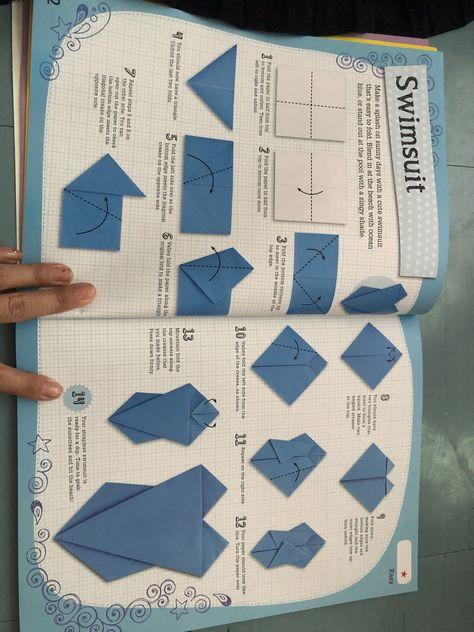 Estilo 3 para Origami para Ni/ños Adultos Proyectos de Arte y Manualidades Papel para Papiroflexia en el 48 Diferente Modelos Comius Sharp 200 Hojas Papel Origami