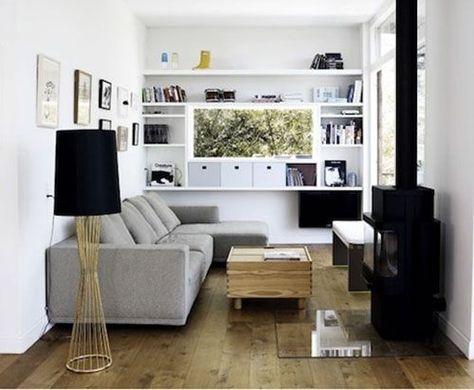 hoe richt je een kleine woonkamer in wij laten 30 voorbeelden