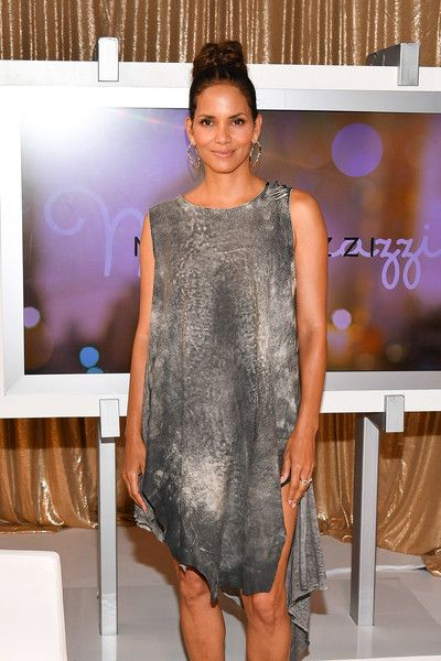 Halle Berry attends the 'Kidnap' Mamarazzi screening.