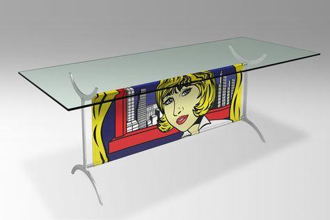 Gallery Table - design Riccardo Beretta - deMilan