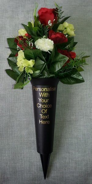 18 best Personalised Memorial Items images on Pinterest | Flower ...