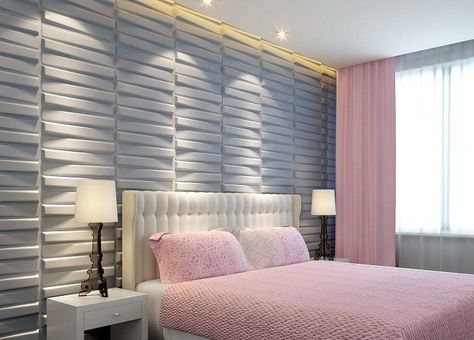 Wallpaper Design For Living Room Philippines In 2020 Diy Wall Decor For Bedroom Brick Wall Paneling Bedroom Wall Designs