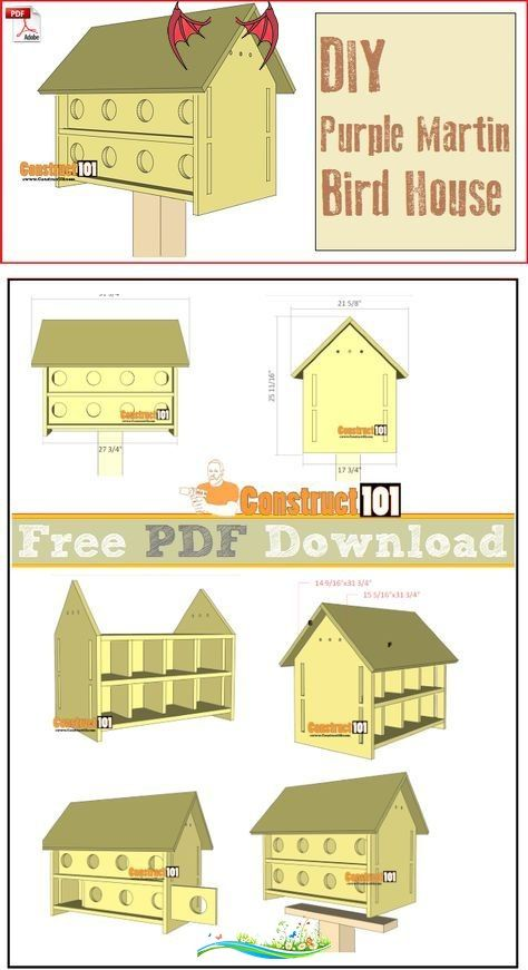 Birds From Behind Purple Martins Majesty Purple Martin House Plans Purple Martin House Bird House Kits