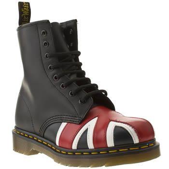 25fd6b6f52d Doc Martens 8418 Union Jack Boot