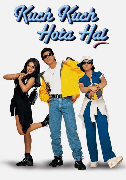 Kuch Kuch Hota Hai Poster Best Bollywood Movies Srk Movies Bollywood Movies Online