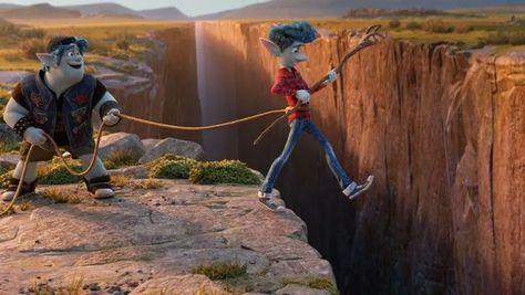 How Pixar Created A Magical World For 'Onward' - MickeyBlog.com
