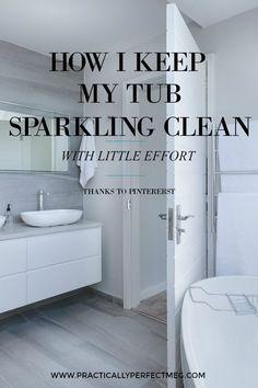 Pinterest Miracle Bathtub Cleaner Bathtub Cleaner Luxury Hotel