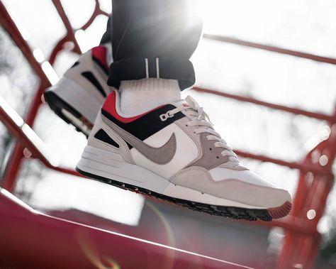 Nike Air Pegasus 89 NS Bright Crimson Damen Sneaker für 67