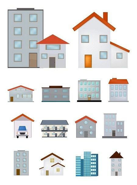 21 Different Types Of Houses In India Along With Names Images Different Types Of Houses House Roof Design Types Of Houses Styles