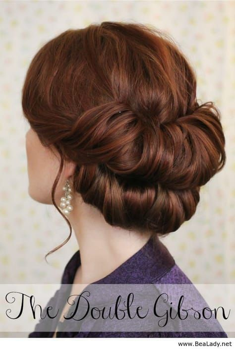 12 Lovely Hairstyle Tutorials For The Holidays Holiday Hairstyles Hair Styles Hair Tutorial