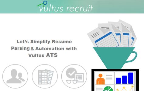 Pin by Vultus Inc on Mass Mailing Pinterest - resume parsing