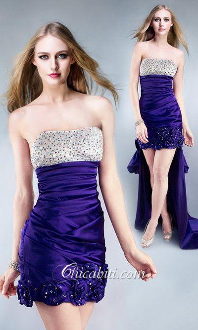removable formal dress