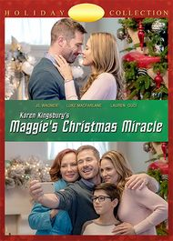 Maggies Christmas Miracle.Karen Kingsbury S Maggie S Christmas Miracle 2017 Dvd