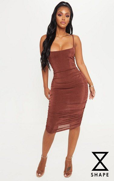 32+ Brown bodycon dress ideas