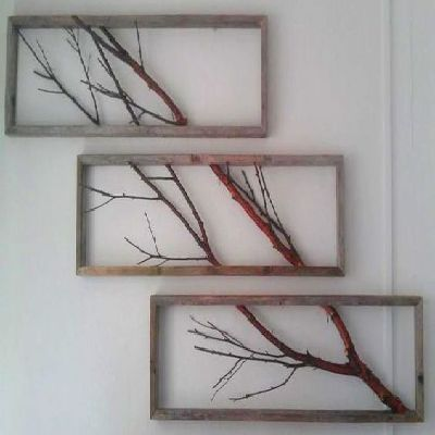Art and Craft Ideas: Top 23 Unique and Creating Ideas for Twig crafts