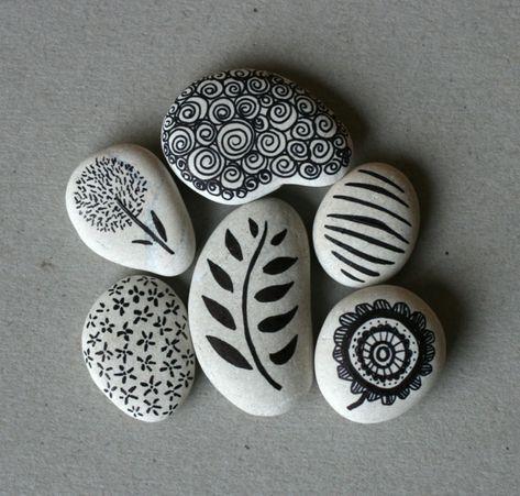 Steine Bemalen 111 Neue Diy Ideen Und Motive Basteln