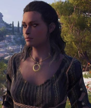 Image Result For Assassin S Creed Odyssey Kyra Assassins Creed