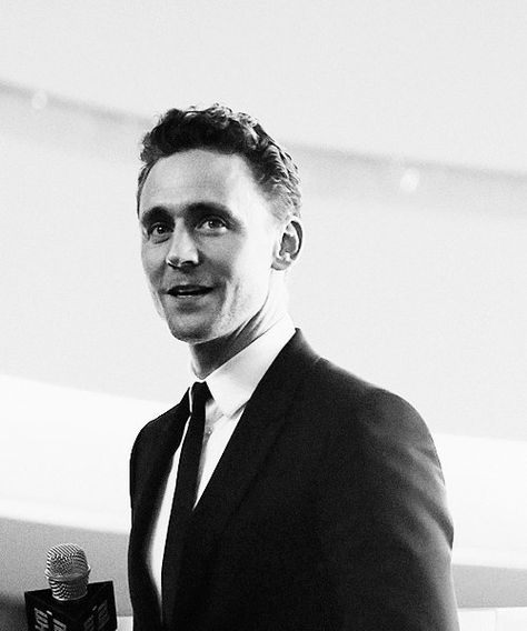 I like him in black in white photos...and, ones with color too. You know, I just like him.