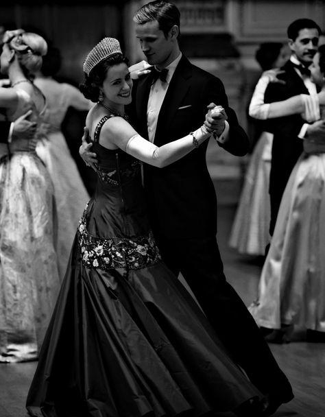 """The Crown"" - Elisabeth & Philip"
