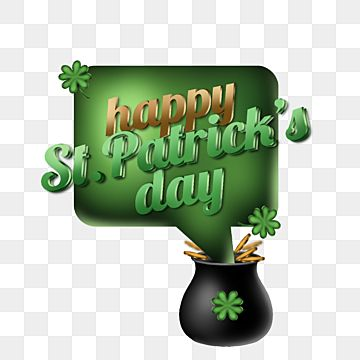 Happy Saint Patricks Day Illustration Label Transparent Background Golden Label Holiday Png Transparent Clipart Image And Psd File For Free Download Happy St Patricks Day St Patrick S Day St Patricks Day
