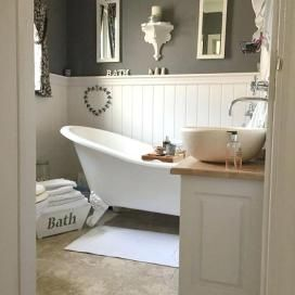 French Country Bathroom Designs 40 Country Bathroom Decor Cottage Bathroom Design Ideas Country Bathroom