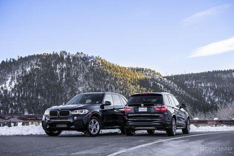 BMW in Colorado  BMW in Denver  BMW  Winter  Snow  Bimmer