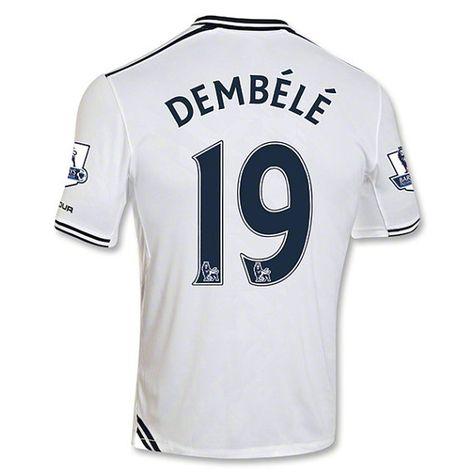 Maillot Domicile Tottenham Hotspur Mousa Dembélé