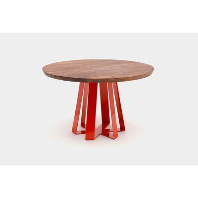 Artless Ars Dining Table Size 30 H X 42 W X 42 D Top Color